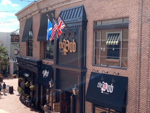 Pub Tampa Exterior